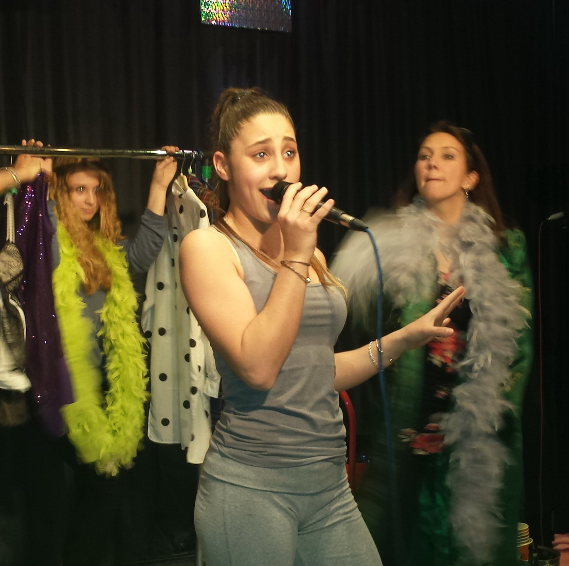 Coaching vocal ou scénique